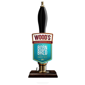 Woods Born and Bred Pale Ale