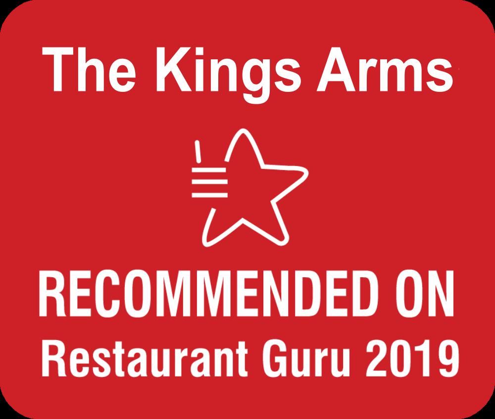 Restaurant Guru Award